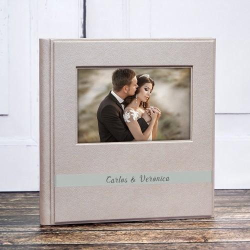 Álbum de boda Isabela