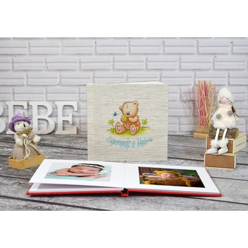 ÁLBUM BABY BOOK